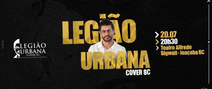 LEGIÃO URBANA COVER SC SERÁ A ATRAÇÃO DA OITAVA EDIÇÃO DO JCI INCONCERT!