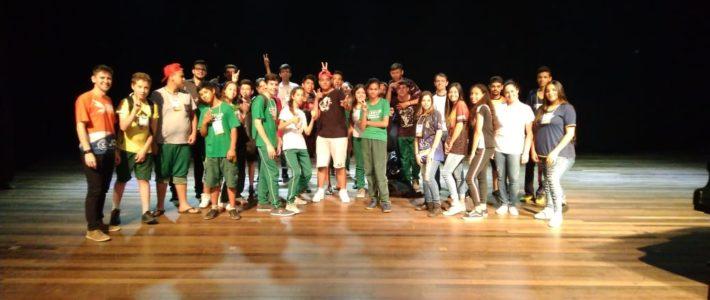 Quinto Encontro do Projeto DOM foi musical!